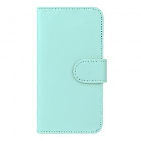 Redneck Prima-Wallet Folio kott Samsung Galaxy J3'le, roheline