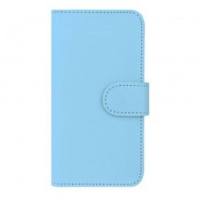 Redneck Prima-Wallet Folio kott Samsung Galaxy J3'le, sinine
