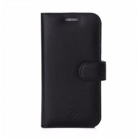 Redneck Prima-Wallet Folio kott Samsung Galaxy J3 2017'le, must