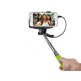 SBS Selfie Stick - monopod 3,5mm juhtmega