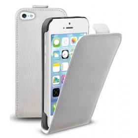 SBS flip kott iPhone 5C 'le, valge