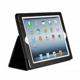 Bugatti Folder tahvelarvuti ümbris Apple iPad 2 / iPad 3 / iPad 4'le, must
