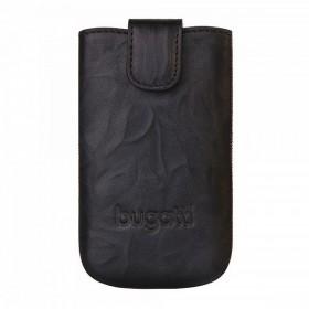 Bugatti universaal kott SlimCase leather unique carbon SL