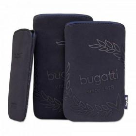 Bugatti universaal SofttouchNeoprene kott Blueberry S