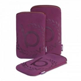 Bugatti universaal SofttouchNeoprene kott Raspberry S