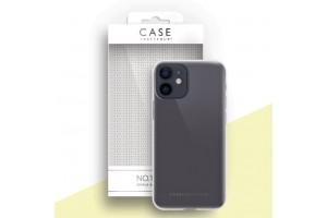 Case44 Läbipaistev TPU ümbris iPhone 12 Mini