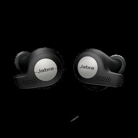 Jabra Elite active 65t True Wireless earbuds, titanium-black