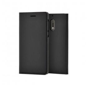Nokia 5 Slim Flip Case CP-302, black