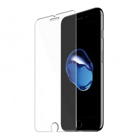 Eiger GLASS Tempered Glass Screen Protector for Apple iPhone 8/7/6s/6 in Clear