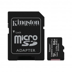 Kingston Canvas Select Plus microSD Card 64GB