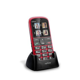 Mobile phone myPhone Halo 2 , red