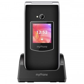 Mobile phone myPhone Rumba 2 black
