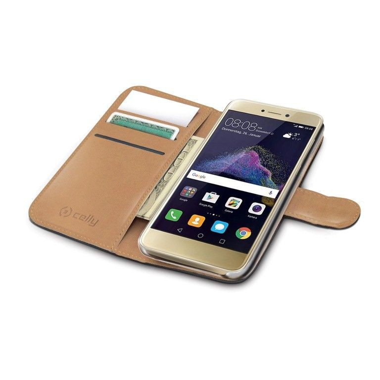 a974ae8582e Telemark Hulgi - Celly Wally mobiiliümbris Huawei P9 Lite 2017'le, must