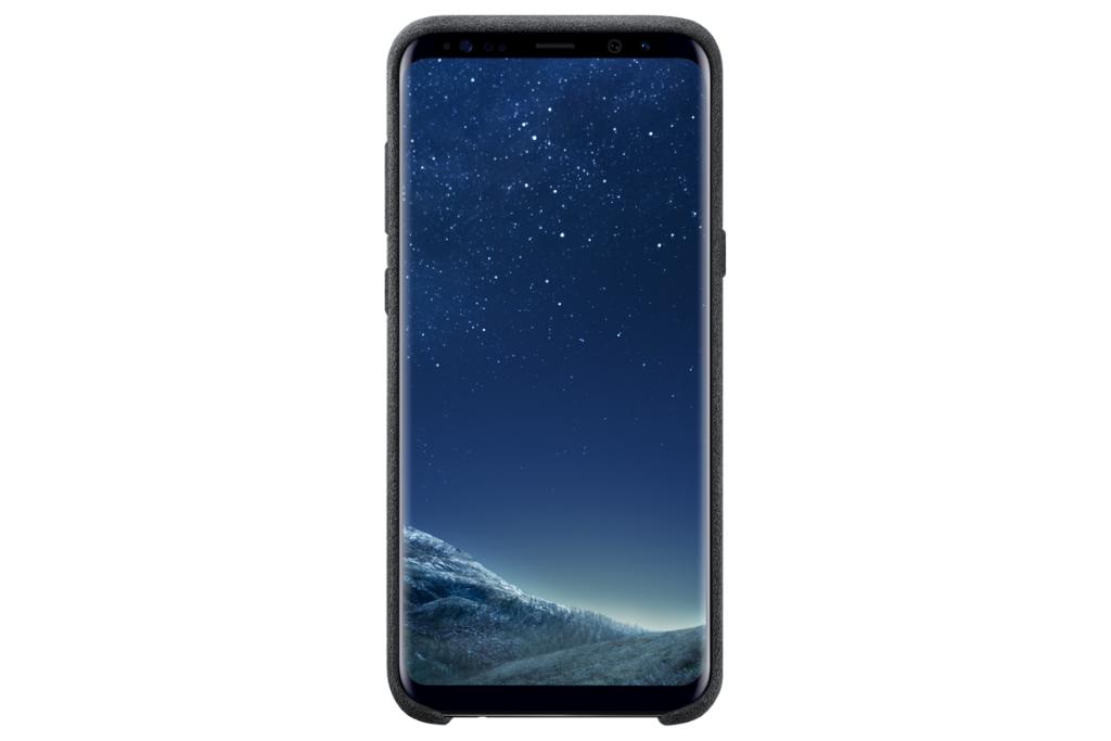 5e9dcb742c4 Telemark Hulgi - Samsung Galaxy S8+ ümbris Alcantara Cover, hall