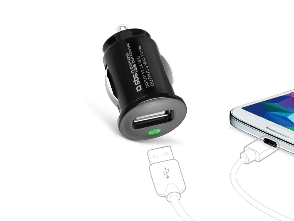 568a0a5b4a7 SBS USB mini car charger 1.000 mAh for mobiles and smartphone. Previous